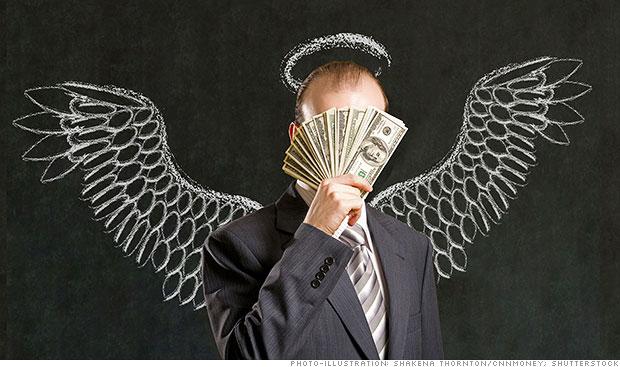 Melek Yatırımcı Kimdir?